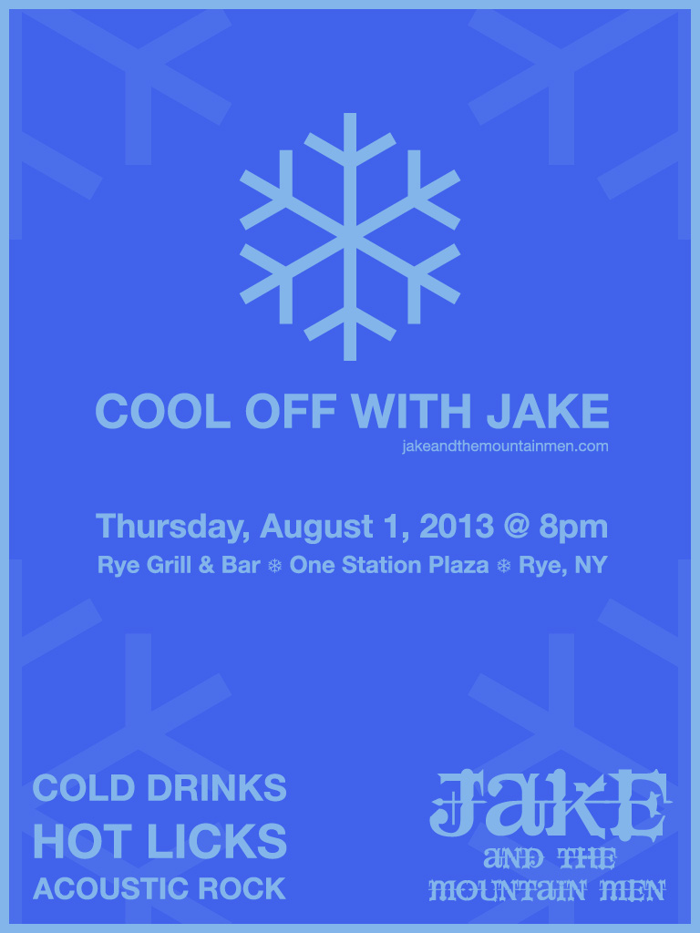 Cool Off With Jake – Rye Grill & Bar 8-1-13