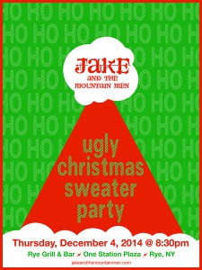 Rye Grill & Bar - Ugly Sweater Party