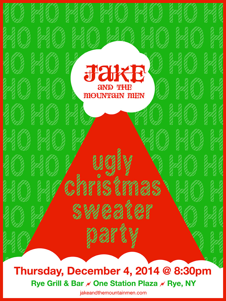 Rye Grill & Bar - Ugly Christmas Sweater Party