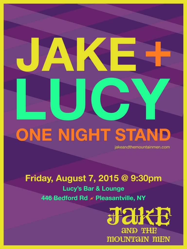 Lucy's Bar & Lounge 08-07-15