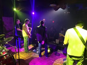 Photo of Jake And The Mountain Men on stage